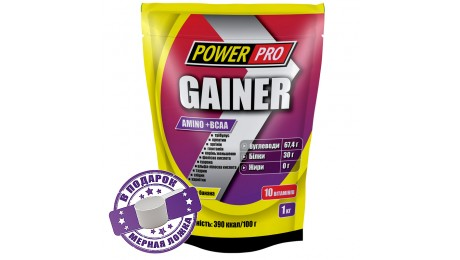 Гейнер POWER PRO AMINO