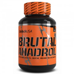Бустер роста Brutal Anadrol BioTech USA (90 капсул)