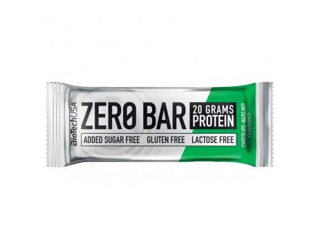 Протеиновый батончик ZERO BAR Шоколад Фугдук 50г