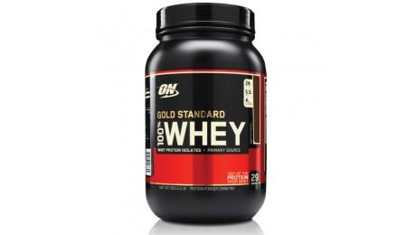 100% Whey Gold Standard Optimum Nutrition 909г