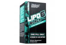 Жиросжигатель Nutrex Lipo-6 Black Hers Ultra Concentrate