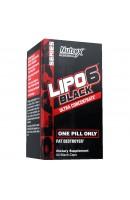 Жиросжигатель Lipo-6 Black Ultra Concentrate (60 капсул)