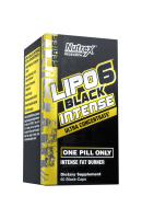 Жиросжигатель Lipo-6 Black Intense Ultra Concentrate (60 капсул)