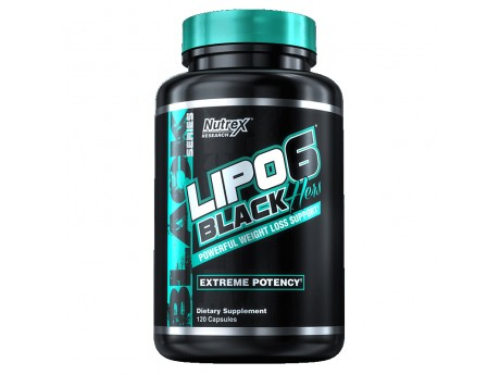 Lipo-6 Black Hers UC (120 капсул)