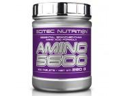AMINO 5600 Scitec Nutrition (200 таблеток)