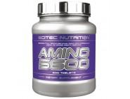 AMINO 5600 Scitec Nutrition (500 таблеток)