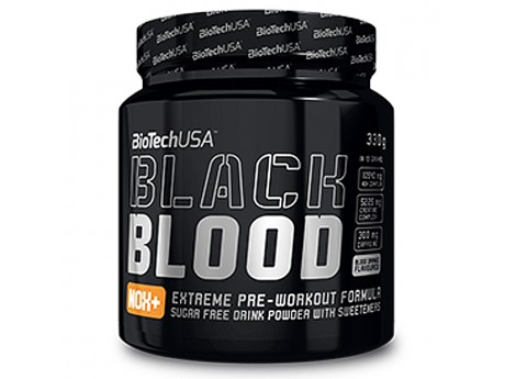 BLACK BLOOD NOX+ (330 грамм)