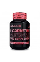 Жиросжигатель  L-Carnitine+Chrome BioTech USA (60 капсул)