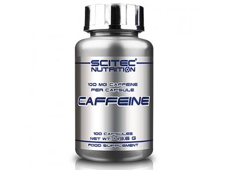 Caffeine Scitec Nutrition (100 капсул)