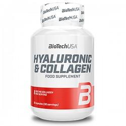 Hyaluronic Collagen BioTech USA (30 капсул)