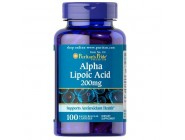 Alpha Lipoic Acid 200 мг (100 капсул)