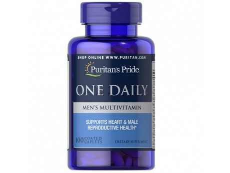 One Daily Men's Multivitamin (100 таблеток)