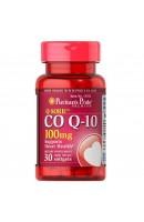 Q-SORB Co Q-10 100 мг Puritan's Pride (30 капсул)