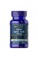 Alpha Lipoic Acid 100мг Puritan's Pride (60 капсул)