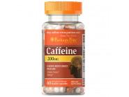Caffeine 200мг 8-Часового замедленного высвобождения (60 капсул)