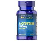 L-Cystene 500мг (50 капсул)