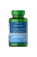 Hydrolyzed Collagen Type 1 and 3 Collagen (30  капсул)