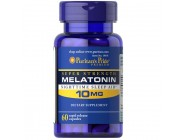 Melatonin 10 мг Puritan Pride (60 капсул)