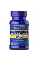 Melatonin 10мг Puritan Pride (60 капсул)