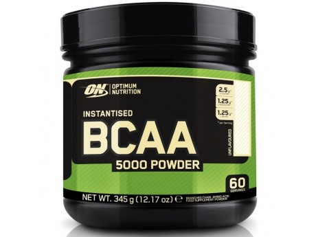 Instantized BCAA Optimum Nutrition 5000 Powder (345 грамм)