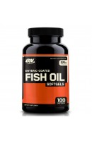 Enteric Coated Fish Oil Optimum Nutrition (100 капсул)