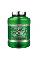 100% WHEY ISOLATE Scitec Nutrition 2кг