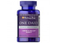 One Daily Women's Multivitamin (100 капс)