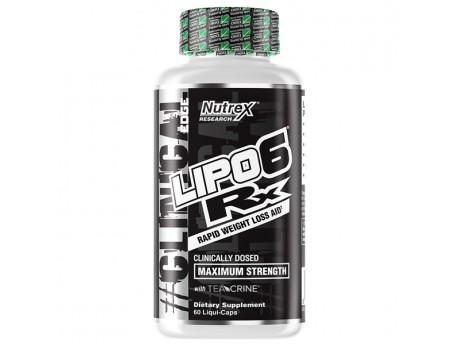 LIPO-6 RX (60 капсул)
