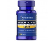 Melatonin 10 мг Puritan Pride (120 капсул)