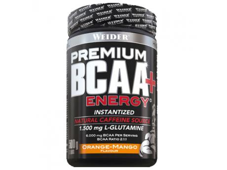 Premium BCAA+Energy Powder 500г