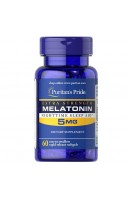 Melatonin 5 мг Puritan Pride (60 капсул)