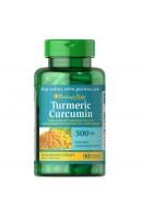 Turmeric Curcumin (Куркумин) 500мг (90 капсул)