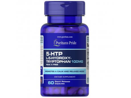 5-HTP Griffonia Slimplicifolia 100мг (60 капсул)