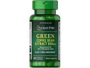 Green Coffee Bean Extract 800мг (60 капсул)