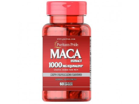 Maca 1000мг Exotic Herb for Men (60 капсул)