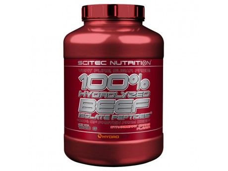 100% HYDRO BEEF PEPTID 900г
