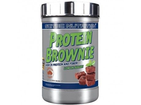 Protein Brownie Scitec Nutrition 750 г