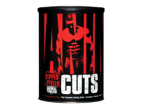 Animal Cuts Universal Nutrition 42 пак