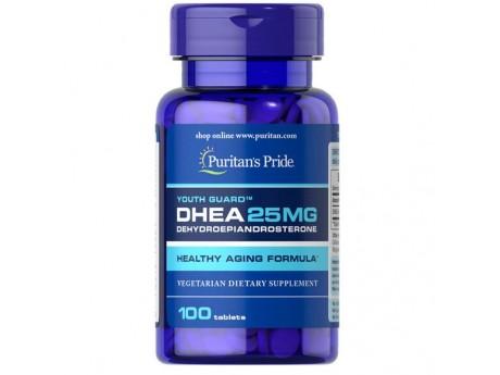 DHEA 25 mg Puritan Pride (100 таб)