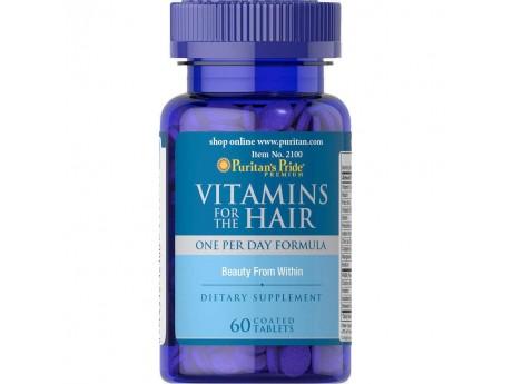 Vitamins for the Hair (60 таблеток)