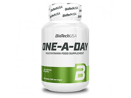 Витамины One a Day BioTech (100 таблеток)