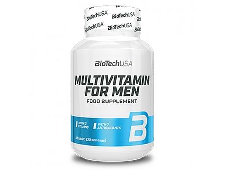 Витамины Multivitamin for Men  BioTech