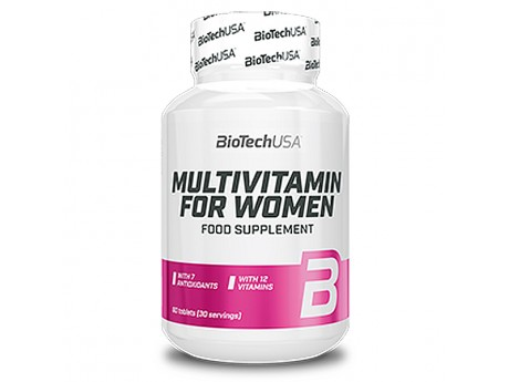Витамины Multivitamin for Women  BioTech