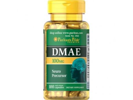 DMAE 100 mg 100 капсул