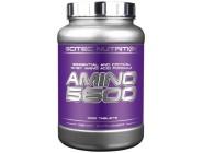 AMINO 5600 Scitec Nutrition (1000 таблеток)