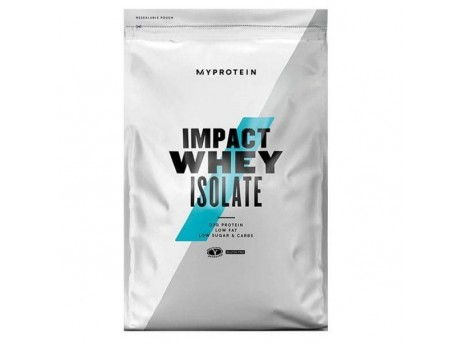 Impact Whey Isolate Myprotein 1 кг