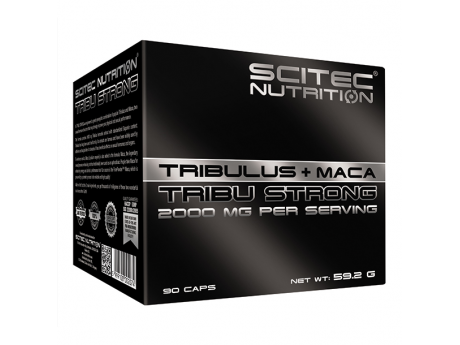 Tribu Strong Scitec Nutrition (90 капсул)