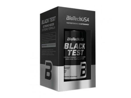 BLACK TEST Bio Tech USA (90 мега капсул)