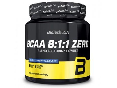 BCAA 8:1:1 ZERO Bio Tech USA (250 г)