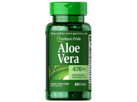 Aloe Vera 470 мг (100 капсул)